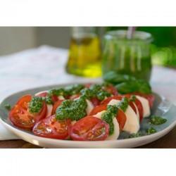 Tomate-Mozz di Bufala-Pesto