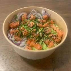 Saumon Bowl